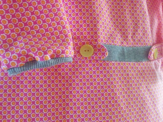 Makerist - Kleidchen aus Jersey für Elisa - Nähprojekte - 2
