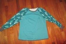 Makerist - ein Pullover für Mama - 1