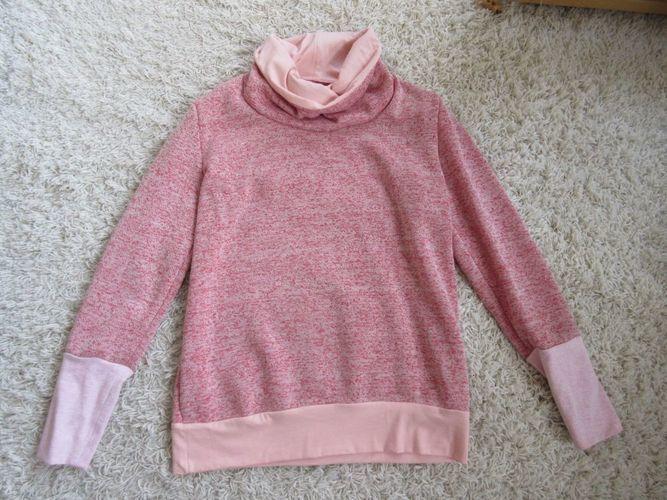 Makerist - ein Top Pullover - Nähprojekte - 1