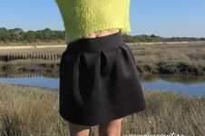 Makerist - Faire une jupe en néoprène à pli plat - 1