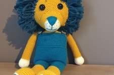 Makerist - Doudou lion crochet  - 1