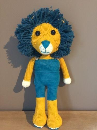 Makerist - Doudou lion crochet  - Créations de crochet - 2