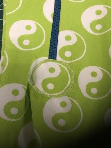 Makerist - Romper abgewandelt zum Schlafanzug - Nähprojekte - 2