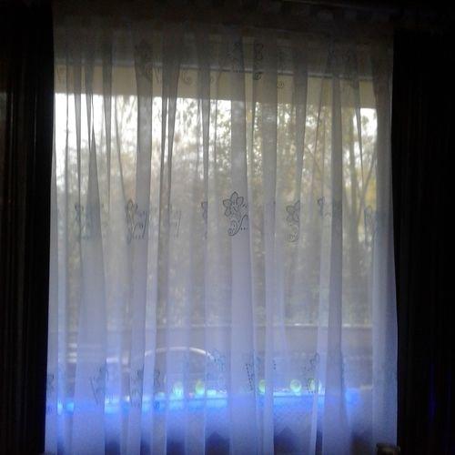 Makerist - Gardine für Wohnzimmer aus einem Video aus dem Internet - Nähprojekte - 1