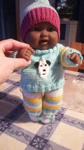 Makerist - Les tricotés  - Créations de tricot - 1