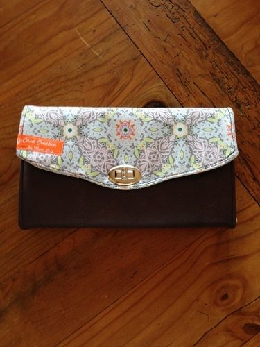 Makerist - Portemonnaie Allin - Nähprojekte - 2