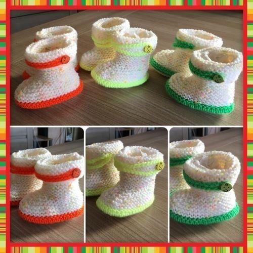 Makerist - Mes petits plaisirs  - Créations de tricot - 3