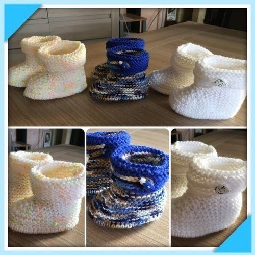 Makerist - Mes petites créations - Créations de tricot - 1