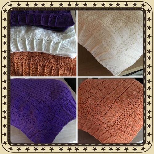 Makerist - Mes petits plaisirs  - Créations de crochet - 1