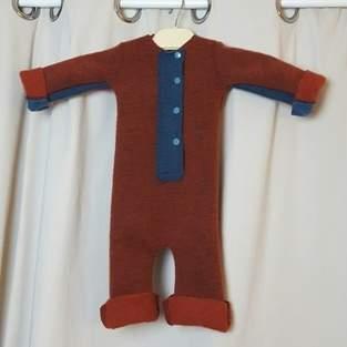 Makerist - Baby-Winteranzug - 1