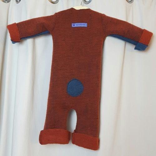 Makerist - Baby-Winteranzug - Nähprojekte - 2
