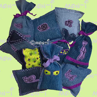 Makerist - Lavendel-Kissen - 1