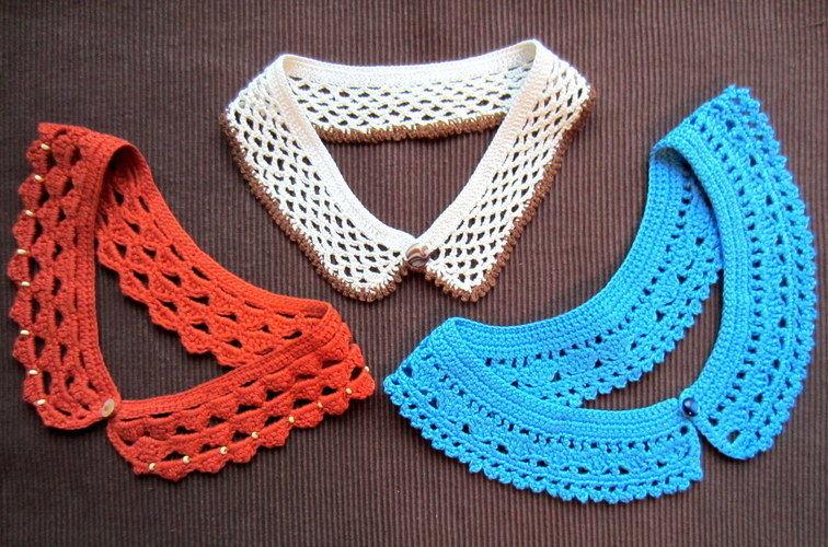 Makerist - Cols au crochet - Créations de crochet - 1