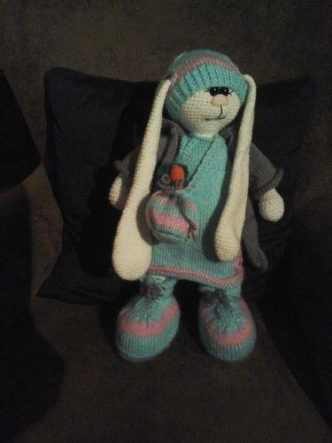 Makerist - Miss lapine  - Créations de crochet - 1
