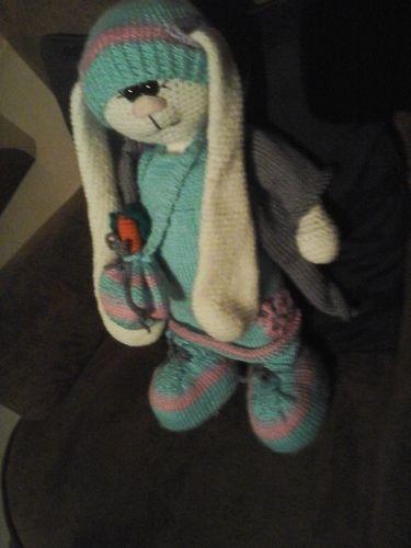 Makerist - Miss lapine  - Créations de crochet - 2