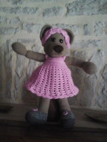 Makerist - Miss oursone - Créations de crochet - 1