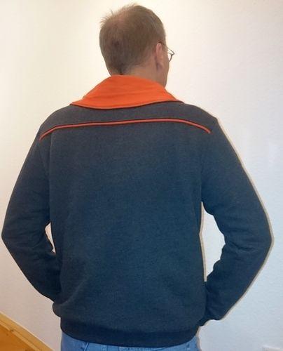 Makerist - Mr. Klassik in Männer-bunt - Nähprojekte - 3
