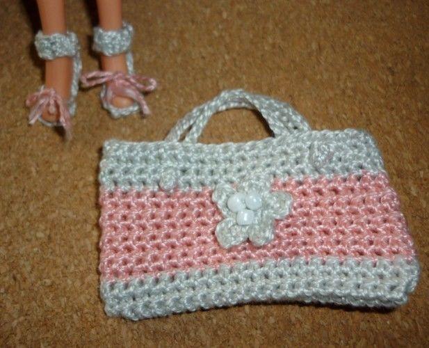 Makerist - habits de barbie au crochet - Créations de crochet - 2