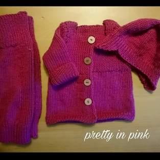 Makerist - pretty in pink - 1