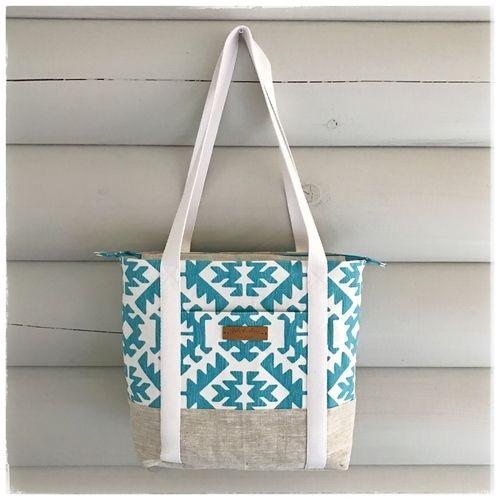Makerist - Der Sommer kann kommen - meine erste Svea Handtasche - Nähprojekte - 1