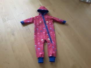 Matschanzug für meine Enkeltochter