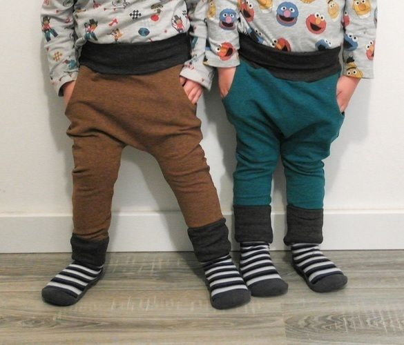 Makerist - Neue Hosen für die Neffen - Nähprojekte - 1