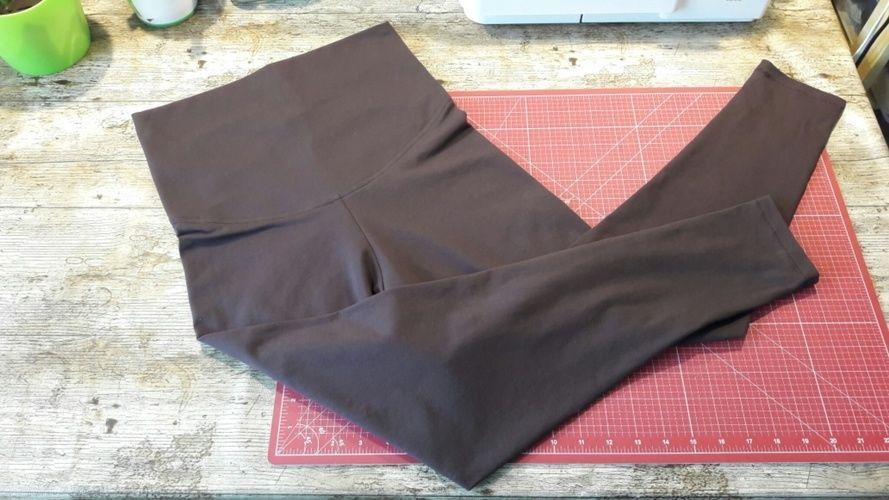 Makerist - Umstands-Leggings  - Nähprojekte - 1