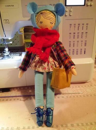 Makerist - Mademoiselle fait du shopping - Créations de couture - 1
