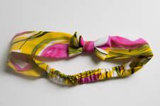 Makerist - Haarband mit Schleife - 1