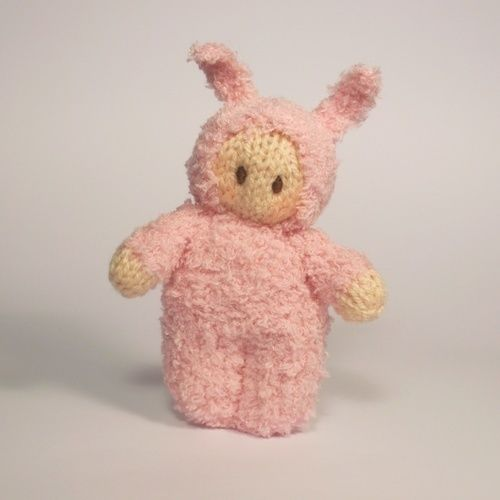 Makerist - Easter Bunny Bitsy Baby - Knitting Showcase - 2