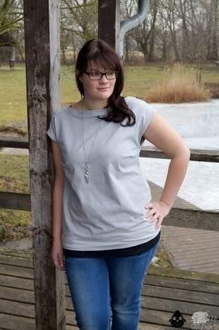 """Makerist - """"Shirt Nr. 4"""" von Lillesol & Pelle - 1"""