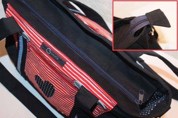 Makerist - Maritime Handtasche - Nähprojekte - 3