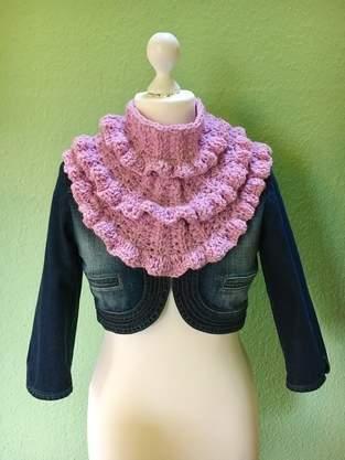 Makerist - Frühlingsschal TULIPA von crochetmama - 1