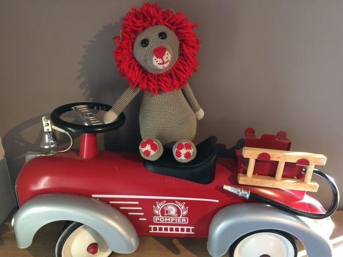 Makerist - Doudou lion au crochet II - Créations de crochet - 1