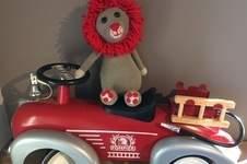 Makerist - Doudou lion au crochet II - 1