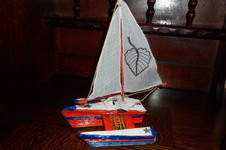 Makerist - Vannerie Trimaran en papier journal - 1