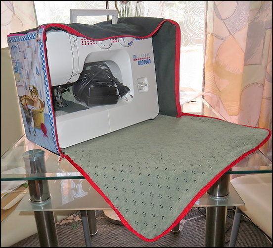 Makerist - NähmaschinenKoffer - Nähprojekte - 1