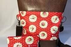 Makerist - Foldover Tasche von Hansedelli mit passendem Kosmetiktäschchen - 1