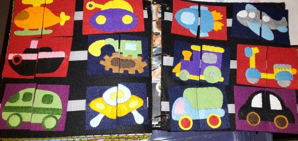 Makerist - quiet book - Autres créations - 2