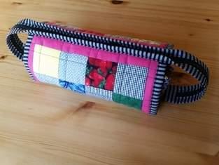 Makerist - Fächertasche aus Restenstoff - 1