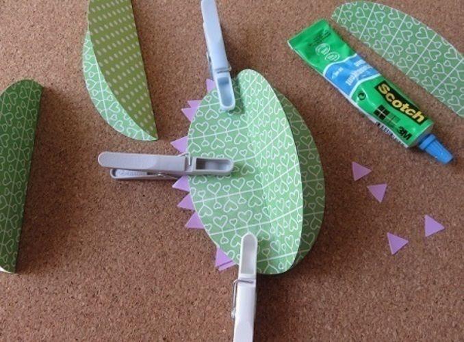 Makerist - Cactus en papier - Autres créations - 2