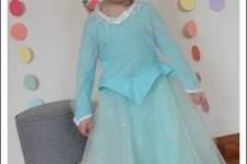 Makerist - Elsa Kostüm für kleine Mädels - 1