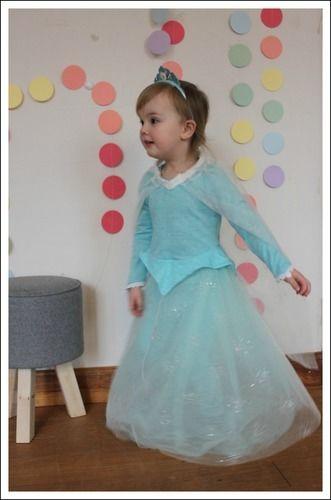 Makerist - Elsa Kostüm für kleine Mädels - Nähprojekte - 2
