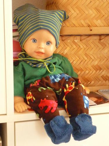 Makerist - näh café: Neue Puppenkleider für den Herbst - Nähprojekte - 1