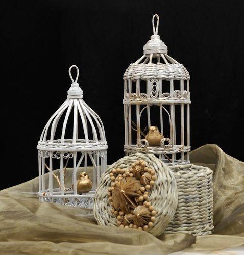 Makerist - Vintage Vogelkäfige aus Papier - DIY-Projekte - 1