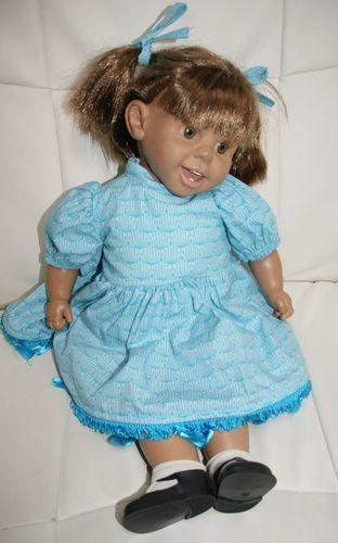 Makerist - Puppenkleidchen - Nähprojekte - 1