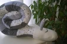 Makerist - Puck Schnecke / Lagerungsschnecke für Babys - 1