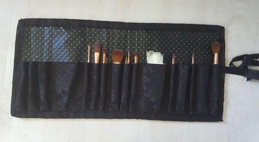 Makerist - Pochette à pinceaux maquillage - Créations de couture - 1