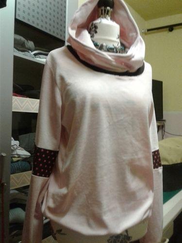 Makerist - Milara Ebook Hoody mit Kapuze - Nähprojekte - 2