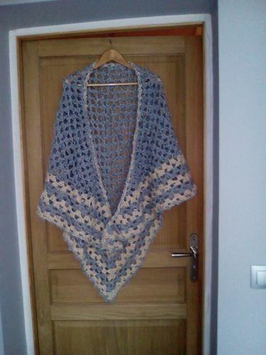 Makerist - Châle  - Créations de crochet - 1